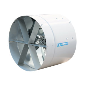 Produktbild EDC cirkulatonsfläktar från Munters