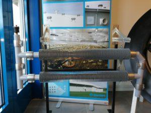 Kamflänsrör Ribberör av aluminium